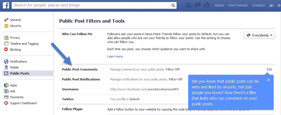 The new facebook version for ios devices helps you keeping your friends closer
