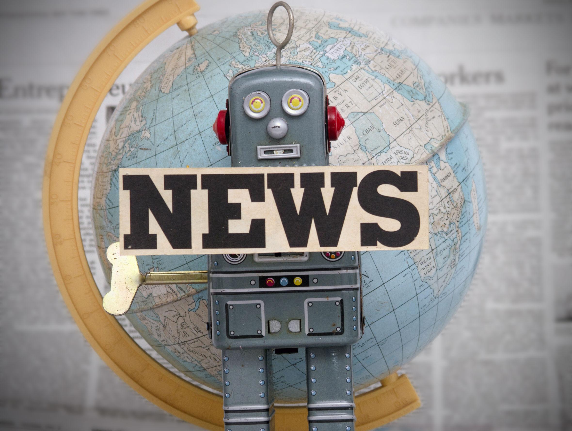 videót készíteni egy robot segítségével