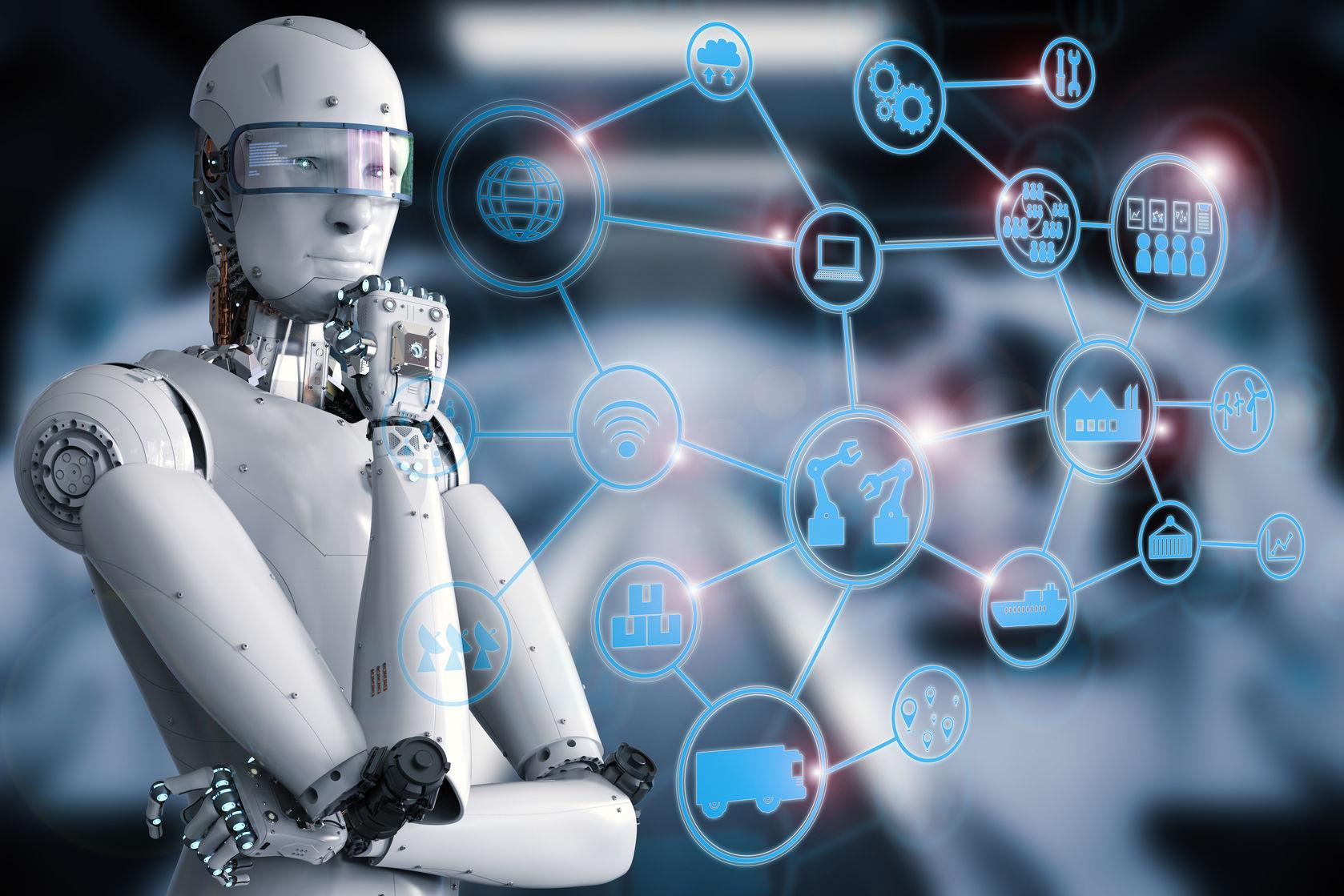 kereskedelmi robotok létrehozása)