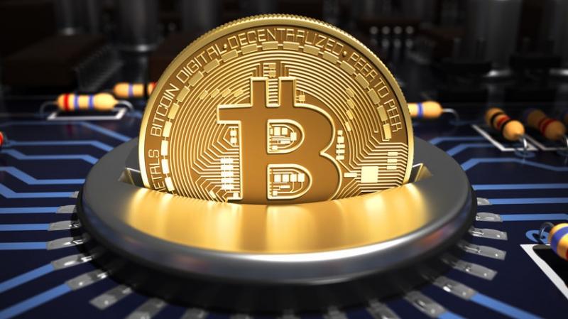 kereskedelmi szimbólum bitcoin